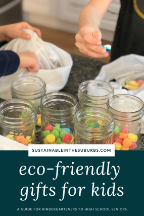 Eco-Friendly Gifts for Kids - SitS Version