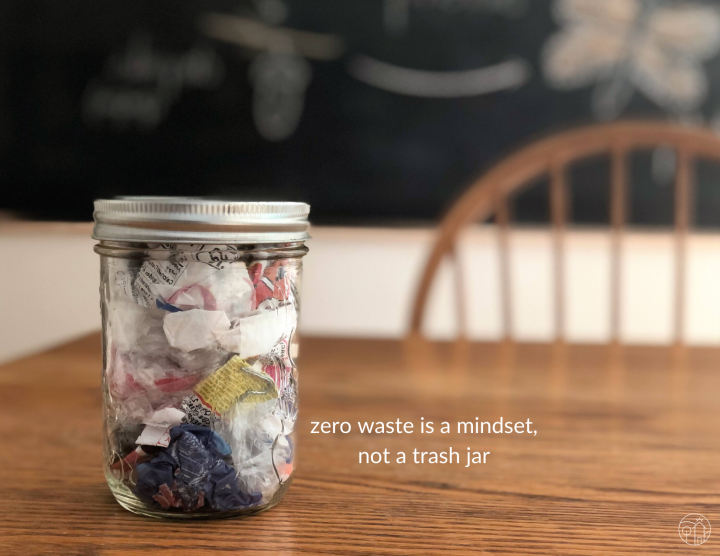 how NOT to go zero waste
